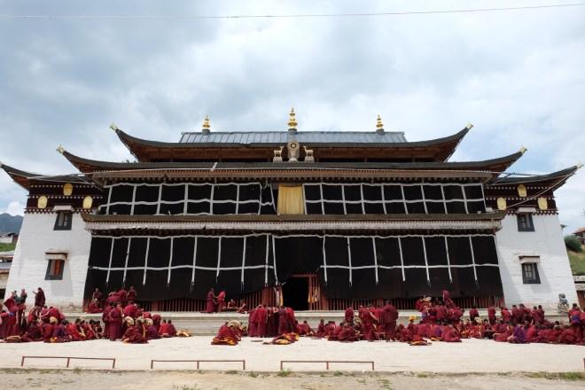 Taktsang Lhamo, Kirti Gompa