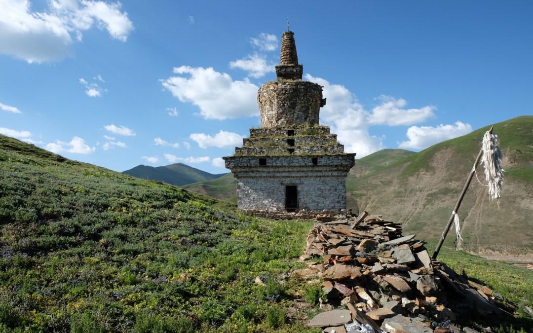 Août 2016 – Taktsang Lhamo (Langmusi), Nyenpo Yurste, Lungkar et Tarthang