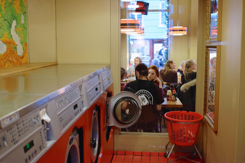 Copenhague, Laundromat