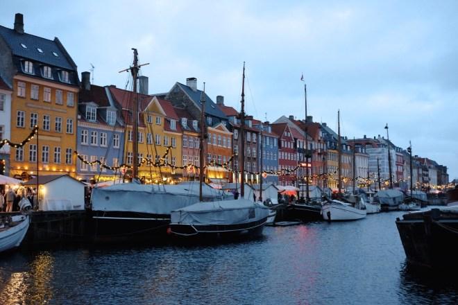 Copenhague, Nyhvan