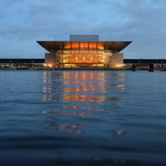 Copenhague, Opera House