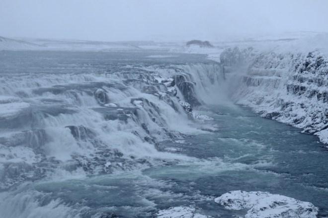 Islande, Gulfoss