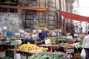 marché Ballaro, Palerme