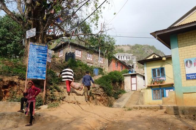 Népal, Maratika, Halesi Mahadev