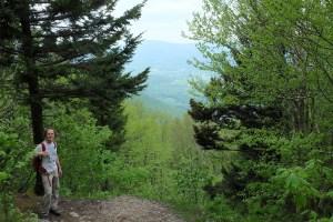 Mt Greylock, Nouvelle Angleterre, Massachussets, USA