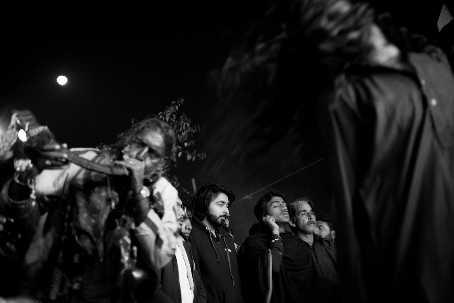 Wildes Sufi Ritual in Pakistan