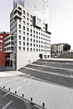 BMW 4er Gran Coupé / Kunde: Ramp / Bilbao 2014 / Foto: Nils Hendrik Mueller