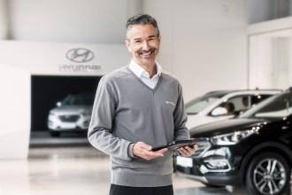 Kunde: Hyundai / Agentur: Trade Force / Frankfurt 2017 / Foto: Nils Hendrik Mueller