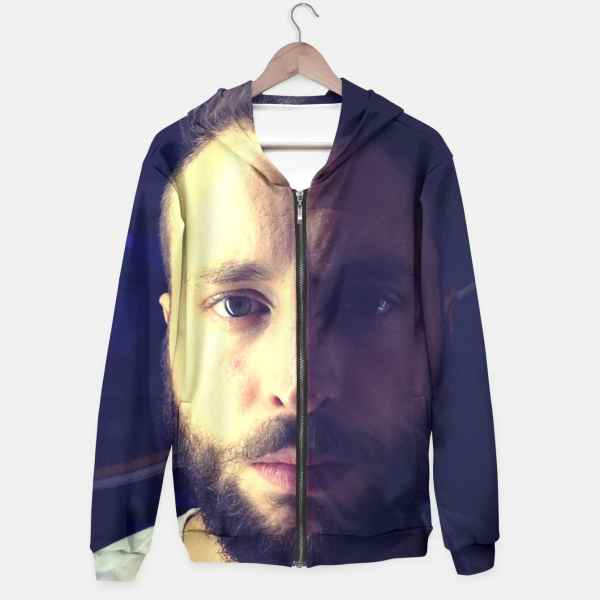 My face on your hoodie