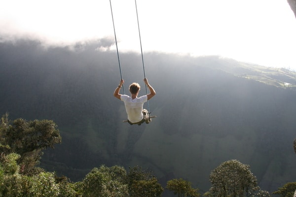 The Swing Ecuador