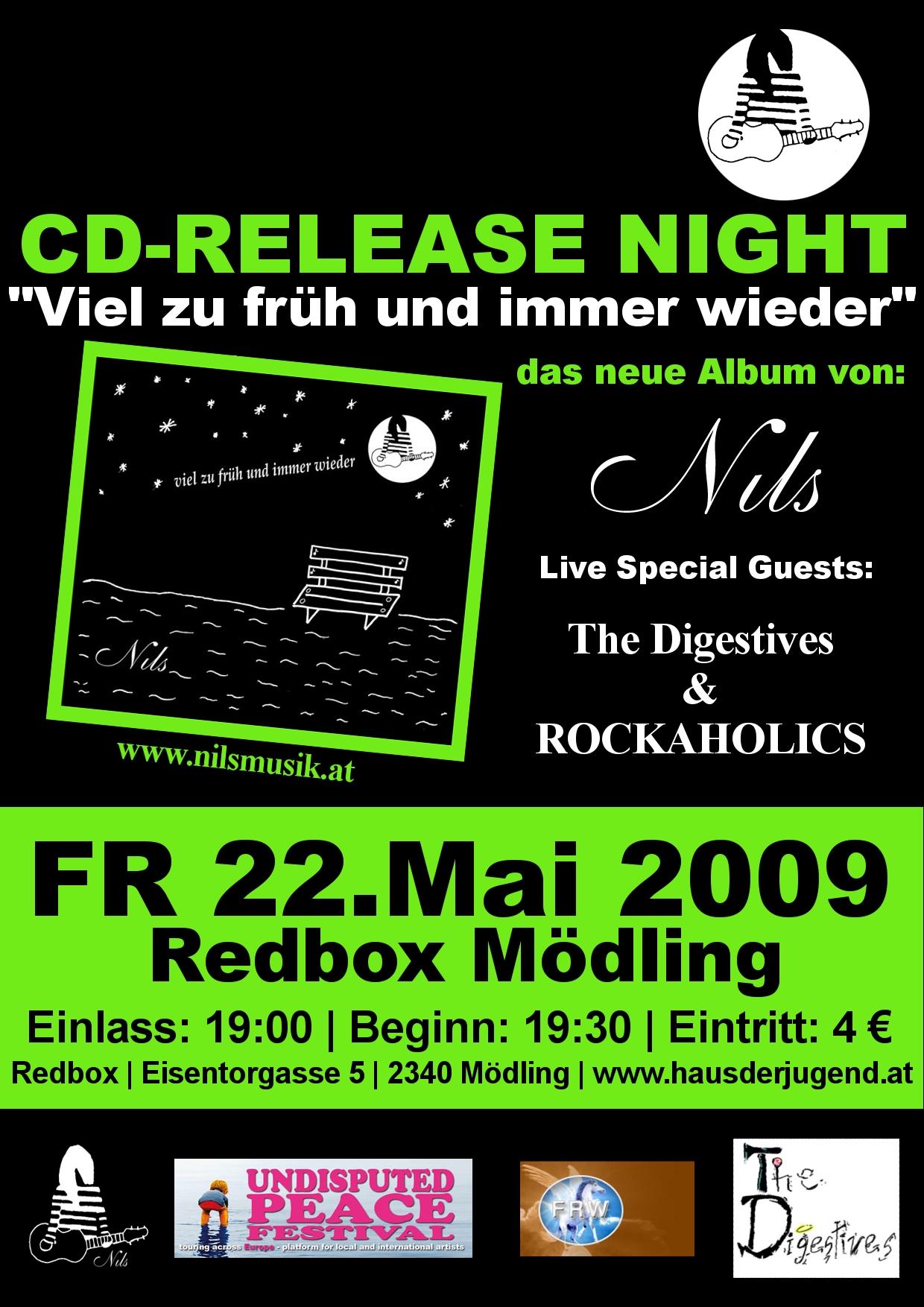 CD-Relaese Night 2009