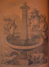 ASPCA ברזייה של . הנרי ברג (1813 – 1888) היה אחד החלוצים המרכזיים במאבק לזכויות בעלי חיים באמריקה וזכה לכינוי 'המלאך במגבעת'. הוא פעל נמרצות נגד התעללות בסוסים ונגד קרבות כלבים – פעולות אשר ייחסו לו שנאה כלפי בני אדם (משום שפגע בפרנסת העגלונים ומפעילי הקרבות). ברג היה נתון תחת מתקפה תקשורתית וחברתית ואף תחת איומים על חייו, אך המשיך בפועלו. בנוסף, הקים את הארגון הראשון בעולם נגד התעללות בילדים.