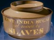"""סוכר ממזרח הודו עם הכיתוב: לא יוצר ע""""י עבדים"""
