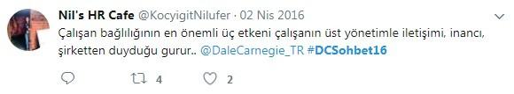 Nil's HR CAFE Dale Carnegie Akademi ile 'iletişim Şahane' İnsan Kaynakları Şemsiyemde Neler Var?