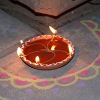 DIY Diwali Diya