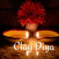 Air-dry Clay Diyas