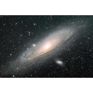 Oklop Póster Andromeda-Galaxie 75cmx50cm