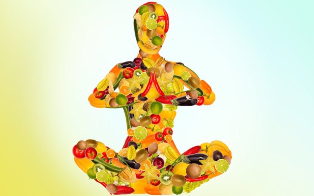 Yoga – Healthy eating – Writing