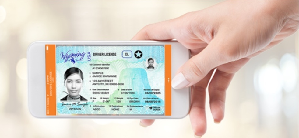 Maryland Takes Digital Driver's Licenses for a Spin.