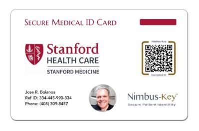 Secure ID Card