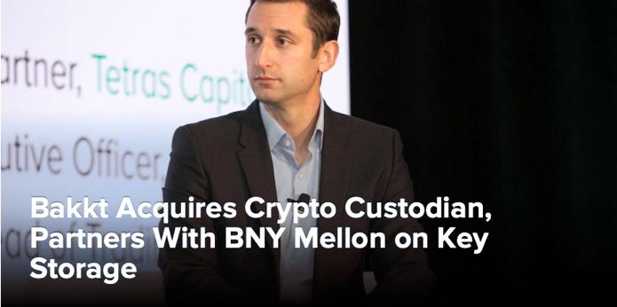 Bakkt Acquires Crypto