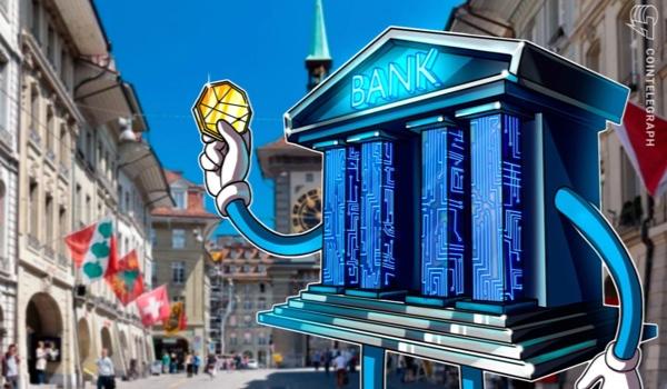 Swiss-Regulated Digital Asset Bank Plans $95M Capital Raise