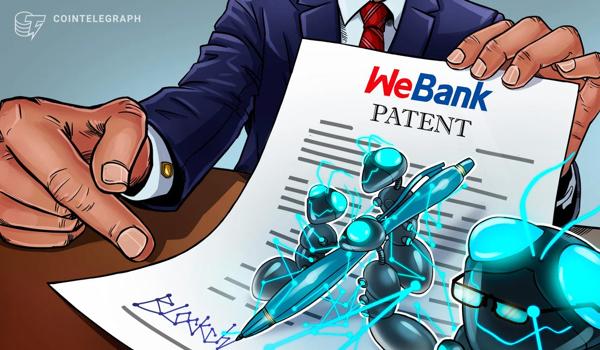 WeBank Ranks Third in Blockchain Patent Filings For 2019