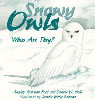 Snowy Owls: Whoo Are They ?