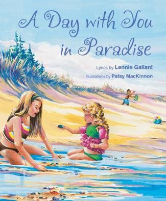 A Day With You In Paradise