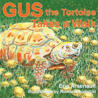 Gus the Tortoise Takes a Walk