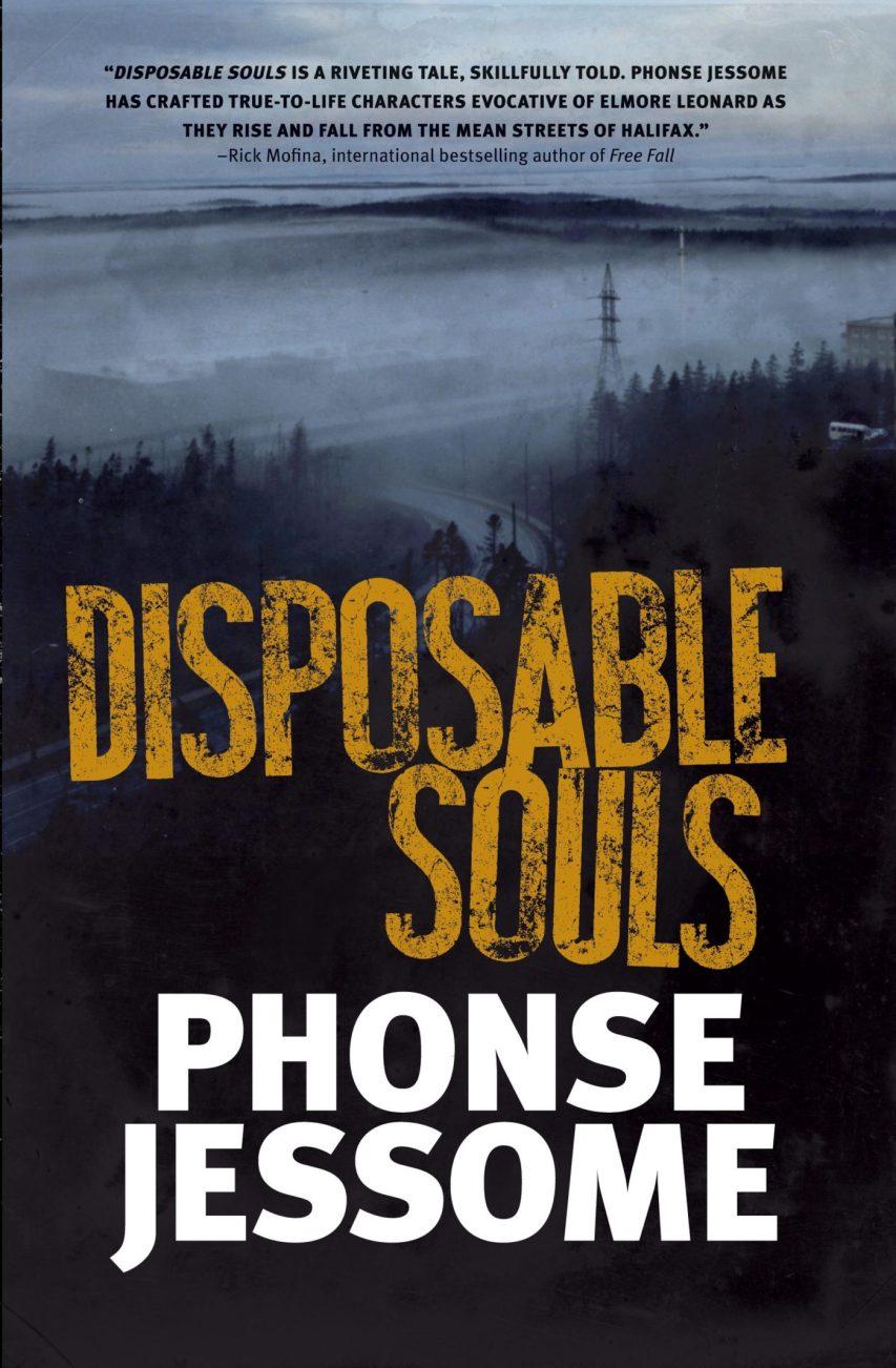 Disposable Souls - Nimbus Publishing and Vagrant Press