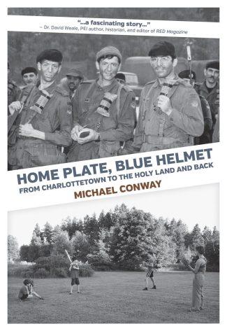 Home Plate, Blue Helmet: