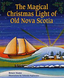 Magical Christmas Light of Old Nova Scotia