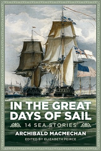 In the Great Days of Sail