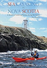 Sea Kayaking in Nova Scotia (3rd edition)