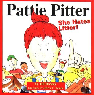 Pattie Pitter She Hates Litter