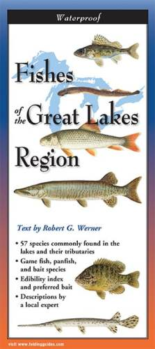 Fishes of the Great Lakes Region-Folding Guide