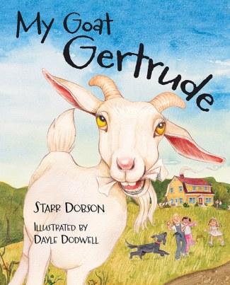 My Goat Gertrude