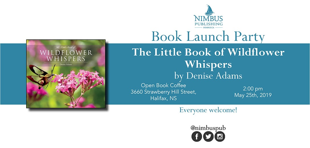 Wildflower Whispers Book Launch