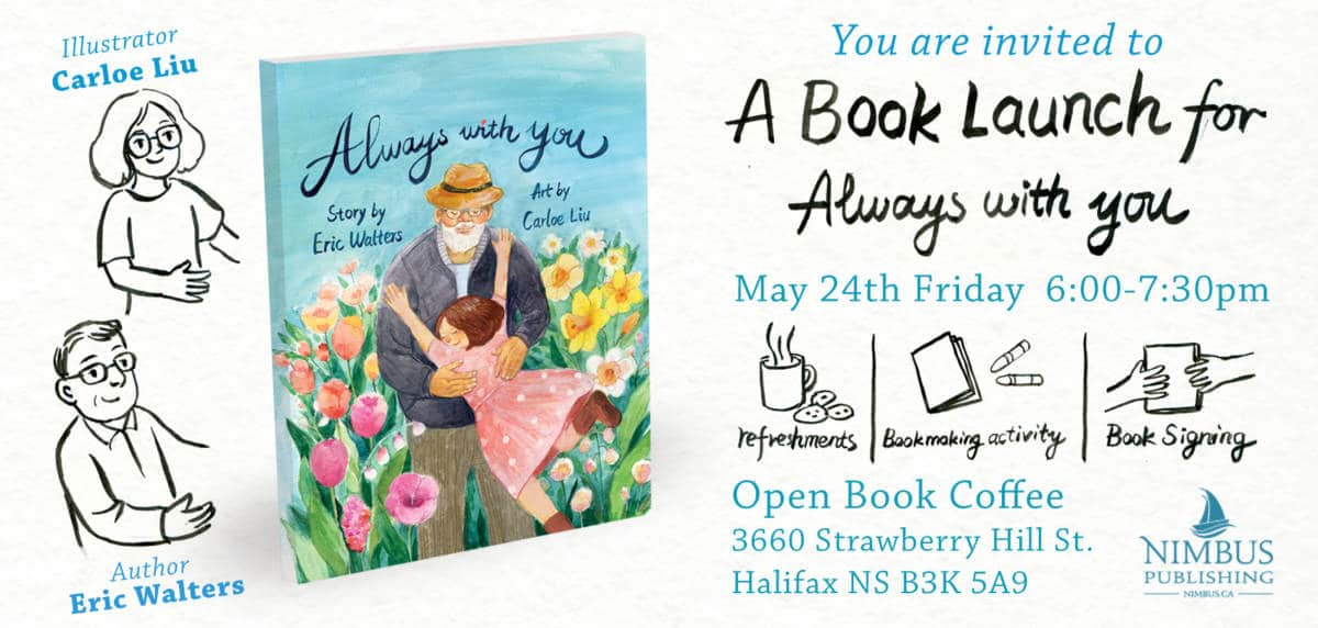Always With You Book Launch