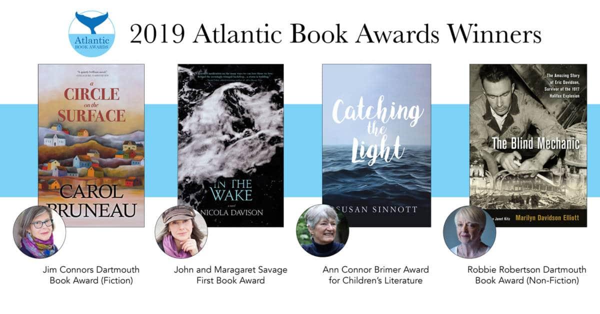 Atlantic Book Awards Winners