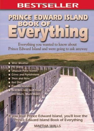 Prince Edward Island Book of Everything