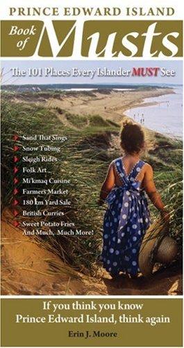 Prince Edward Island Book of Musts