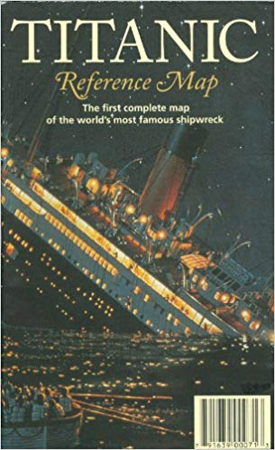 Titanic Reference Map 2nd Edition