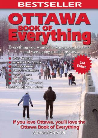 Ottawa Book of Everything 2nd edition