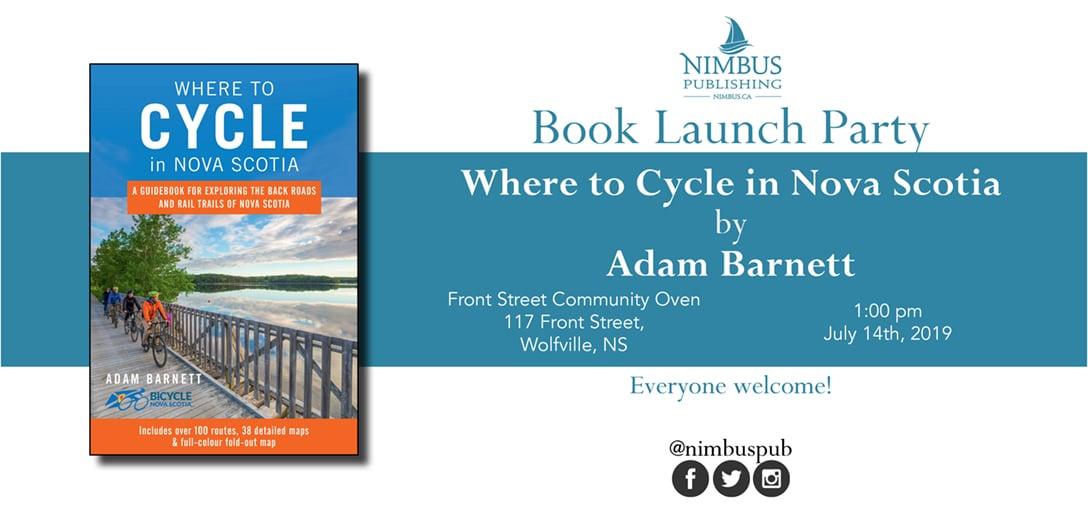 Where to Cycle in Nova Scotia