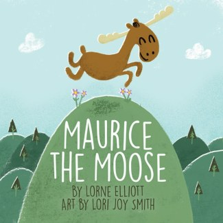 Maurice the Moose