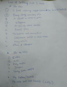 Hospital list for delivery in Nigeria