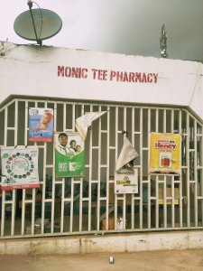 Pharmacies in Benin city