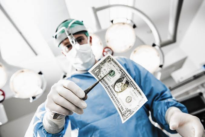 Cost of Surgery: Cost/Pricelist of over 40 surgeries in